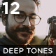 12 Deep Tones Presets-Graphicriver中文最全的素材分享平台