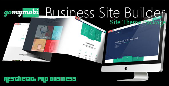 gomymobiBSB's Site Theme: Aesthetic - PRO Business            Nulled