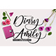 Diary Amily - GraphicRiver Item for Sale