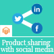 Free Download Product Sharing with Social Media Nulled