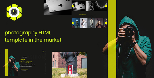 Kliky - Photography Website Template Free Download | Nulled