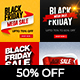 Black Friday Banners Bundle - GraphicRiver Item for Sale