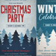 Christmas / Winter Party - GraphicRiver Item for Sale
