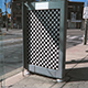 Pre-Tracked Ad Mockup   Bus Stop - VideoHive Item for Sale