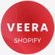 Free Download Veera - Shopify Responsive Theme Nulled