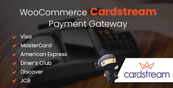 WooCommerce Cardstream Payment Gateway - CodeCanyon Item for Sale