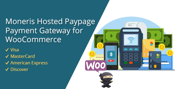 Moneris Hosted Paypage Payment Gateway for WooCommerce - CodeCanyon Item for Sale