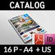 Supermarket Produces Catalog Brochure Template Vol.5 - GraphicRiver Item for Sale