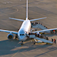 Boarding The Plane At The Airport 2 - VideoHive Item for Sale
