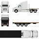 Flatbed Truck - GraphicRiver Item for Sale