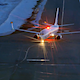 Plane Is Moving On The Taxiway - VideoHive Item for Sale