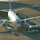 Passengers Exit From Plane - VideoHive Item for Sale
