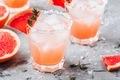 Grapefruit salty dog Cocktail - PhotoDune Item for Sale