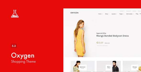 47 Responsive WordPress Shop Themes Based on WooCommerce 2018