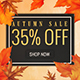 Autumn Ad 21 Banners - GraphicRiver Item for Sale
