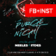 Purge Neon Night - GraphicRiver Item for Sale
