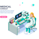 Female Consult Medical Template - GraphicRiver Item for Sale