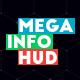 Mega info Hud - VideoHive Item for Sale