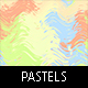 Pastel Backgrounds - GraphicRiver Item for Sale