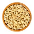 Crunchy granola, crispy cereals in wooden bowl - PhotoDune Item for Sale