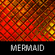 Mermaid Painted Textures - GraphicRiver Item for Sale