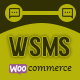 Woocommerce SMS Manager - WSMS - CodeCanyon Item for Sale