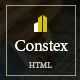 Constex - Construction Building Company - ThemeForest Item for Sale