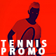 Tennis Game Promo - VideoHive Item for Sale