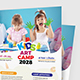 Kids Art Camp Flyer - GraphicRiver Item for Sale