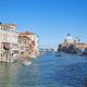 Grand Canal in Venice wide angle view with Saint Mary of Health in Italy - PhotoDune Item for Sale