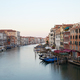 Grand Canal in Venice, nobody in the early morning in summer - PhotoDune Item for Sale