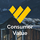 Consumer Value Pitch Deck Powerpoint Tempate - GraphicRiver Item for Sale