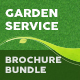 Garden Service Print Bundle 2 - GraphicRiver Item for Sale
