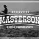 Masterson Font Family - GraphicRiver Item for Sale