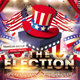 Election Day Event Flyer - GraphicRiver Item for Sale