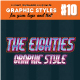 3D 80's Text GraphicStyle - GraphicRiver Item for Sale