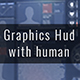 Graphics Hud with human - VideoHive Item for Sale