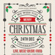 Christmas Flyer - GraphicRiver Item for Sale