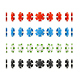 Realistic Detailed Poker Chips Set Different Positions. Vector - GraphicRiver Item for Sale