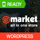 eMarket - The Multi-purpose MarketPlace WordPress Theme (7+ Homepages & 2 Mobile Layouts Ready) - ThemeForest Item for Sale