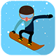 SNOWBOARD WITH ADMOB - ANDROID STUDIO & ECLIPSE FILE - CodeCanyon Item for Sale