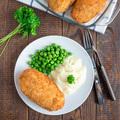 Chicken Kiev, ukrainian cuisine. Chicken cutlets in breadcrumbs - PhotoDune Item for Sale