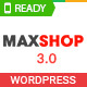 Maxshop | Multi-Purpose Responsive WooCommerce Theme (9+ Homepages & Mobile Layouts Ready) - ThemeForest Item for Sale
