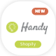 Handy - Handmade Shop Shopify Theme - ThemeForest Item for Sale