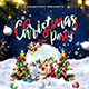 Christmas Party Flyer Template Vol.2 - GraphicRiver Item for Sale