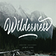 Wilderness Font - GraphicRiver Item for Sale