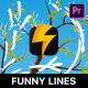 Flash FX Funny Lines - VideoHive Item for Sale