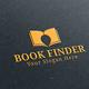 Free Download Book Finder Logo Nulled