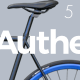 Authentic - Lifestyle Blog & Magazine WordPress Theme - ThemeForest Item for Sale