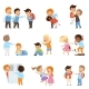 Kids Bullying - GraphicRiver Item for Sale